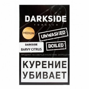 Табак Dark Side Медиум со вкусом Barvy Citrus Цитрус 100 г