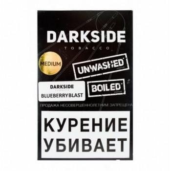 Табак Dark Side Медиум со вкусом Blueberry Blast Взрыв голубики 100 г