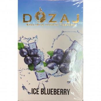"Табак DOZAG ""ICE GRAPE BERRY"" (Лёд виноград ягоды ) 50g"