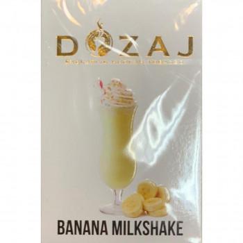 "Табак DOZAG ""BANANA MILKSHAKE"" (Банановый молочный коктейль) 50g"