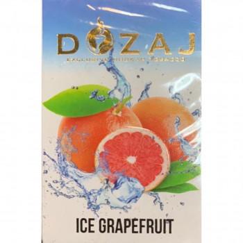 "Табак DOZAG ""ICE GRAPEFRUIT"" (Ледяной грейпфрукт) 50g"