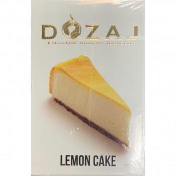 """Табак DOZAG """"LEMON CAKE"""" (Лимонный пирог) 50g"""