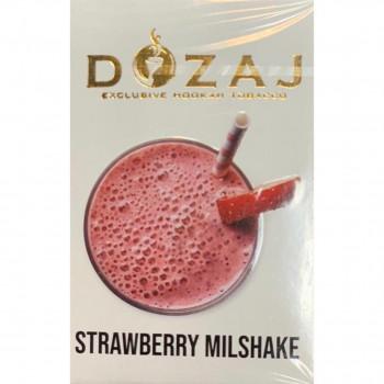 "Табак DOZAG ""STRAWBERRY MILKSHAKE"" (Клубничный молочный коктейль) 50g"