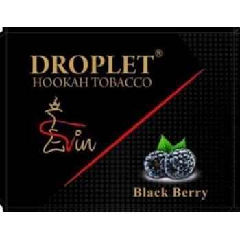 """Табак DROPLET  """"BLACKBERRY""""  (Eжевика) 50 g"""