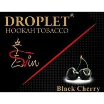 "Табак DROPLET  ""BLACK CHERRY""  (Чёрная вишня) 50 g"