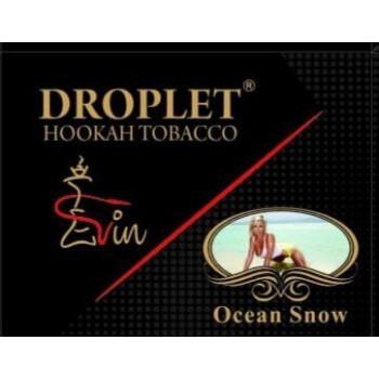 "Табак DROPLET  ""OCEAN SNOW""  (Океан Снег) 50 g"