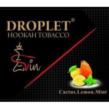 "Табак DROPLET ""CACTUS LEMON MINT "" (Кактус Лимон Мята) 50 g"