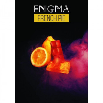 Табак Enigma French pie (Французский пирог) 100 g