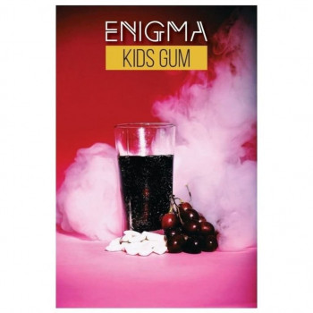 Табак Enigma Kids Gum (Детская жвачка) 100 g