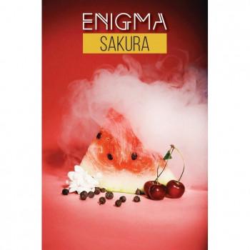 Табак Enigma Sakura (Сакура) 100 g