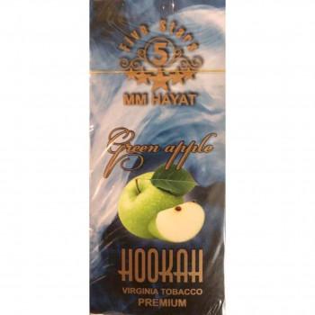 "Табак FIVE STARS ""Green Apple"" ( Зеленое яблоко) 50 g"