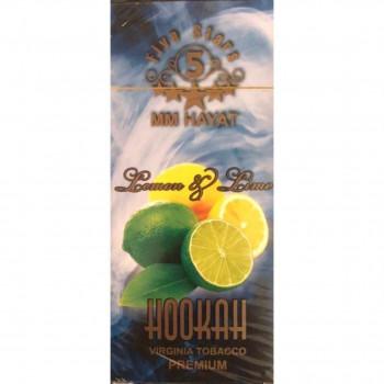 "Табак FIVE STARS ""Lemon lime"" (Лимон лайм) 50 g"