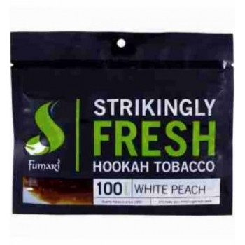 Fumari ТАБАК Белый Персик White Peach 100 ГРАММ