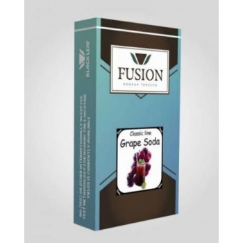 FUSION Виноградная Содовая Grape Soda ТАБАК 100 грамм