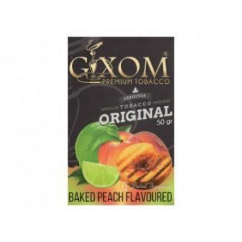 Gixom Baked Peach (Печеный Персик) 50 g