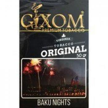 GIXOM Baku Nights (НОЧИ БАКУ) 50 g