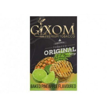 Gixom Baked Pineapple (Печеный Ананас) 50 g