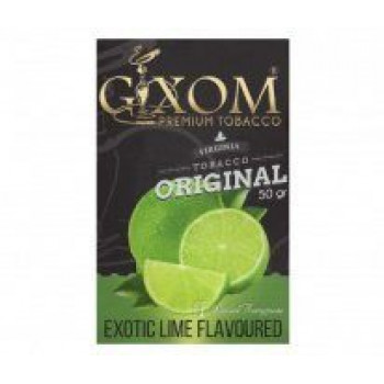 Gixom Exotic Lime (Экзотический Лайм) 50 g