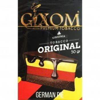 Gixom German Pie (НЕМЕЦКИЙ ПИРОГ) 50 g