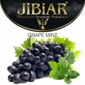 "Табак JiBiAR ""Grape Mint"" ( Виноград Мята) 100 g"