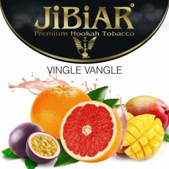 "Табак JiBiAR ""Vingle Vangle"" (Вингл Вэнгл) 100 g"