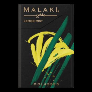 Табак Malaki  Lemon Mint- Лимон и Мята 50 гр.