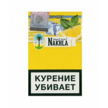 Ice Lemon Mint Лимон с мятой ТАБАК NAKHLA 50 ГРАММ