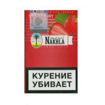 Strawberry Клубника ТАБАК NAKHLA 50 ГРАММ