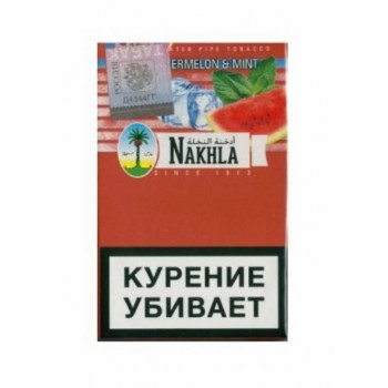 Watermelon Mint Мятный арбуз ТАБАК NAKHLA 50 ГРАММ