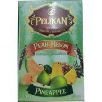 Табак Pelikan -Pear Melon Pineapple 50 гр