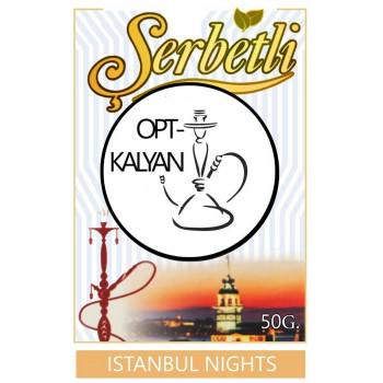"Табак Serbet Istanbul Nights ""Стамбульские ночи"" 50 g"