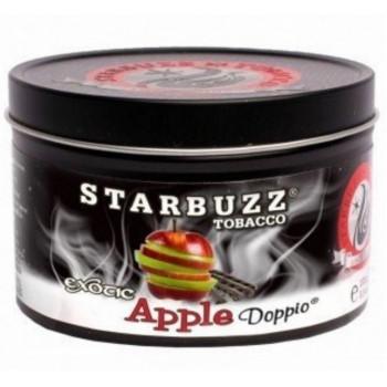 Apple Doppio Нарезанное яблоко Табак Starbuz 250 гр
