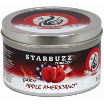 Apple americano Яблоко с карамельно-кофейными нотами Табак Starbuz 250 гр